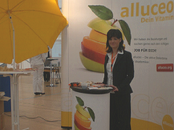 Am alluceo-Stand